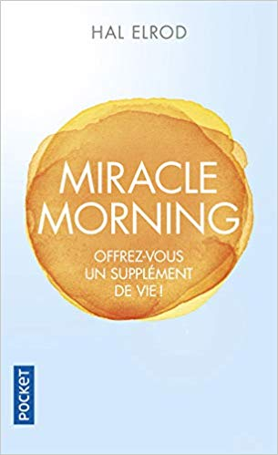 hal elrod- miracle morning